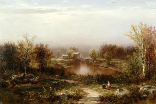 Autumn On The Susquehanna