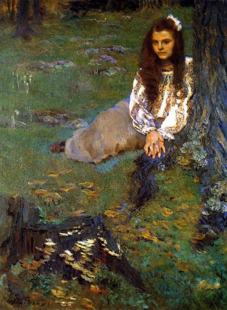 Dorothea In The Woods