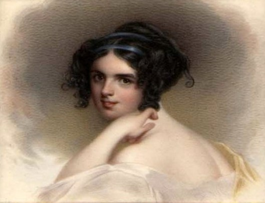 Frances Anne Fanny Kemble (copy after Thomas Sully)