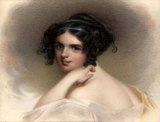 Frances Anne Fanny Kemble (copy after Thomas Sully)