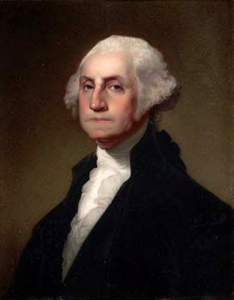 George Washington (copy after Gilbert Stuart)