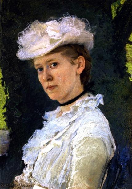 Lady George Darwin (Martha Du Puy)