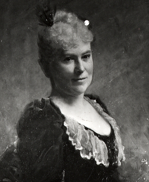 Mrs. Anthony J. Drexel (Ellen Rozet)