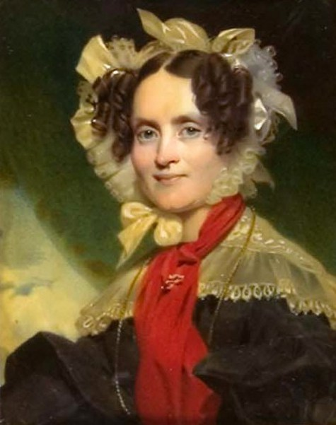 Mrs. Arhur Middleton (Alicia Hopton Russell) (copy after Andrew Robertson)