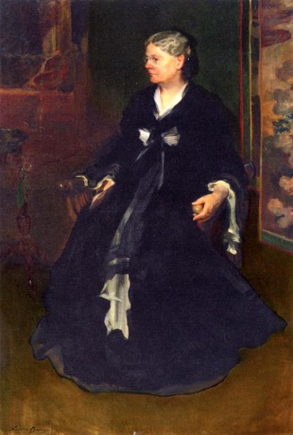 Mrs. Elizabeth M. Howe