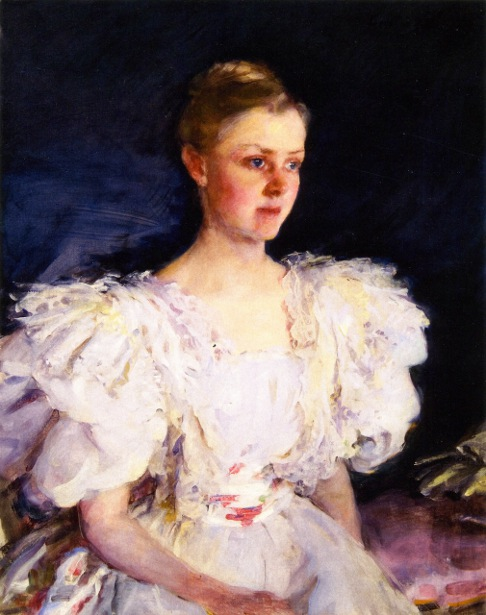 Mrs. George W. Childs Drexel (Mary Irick)