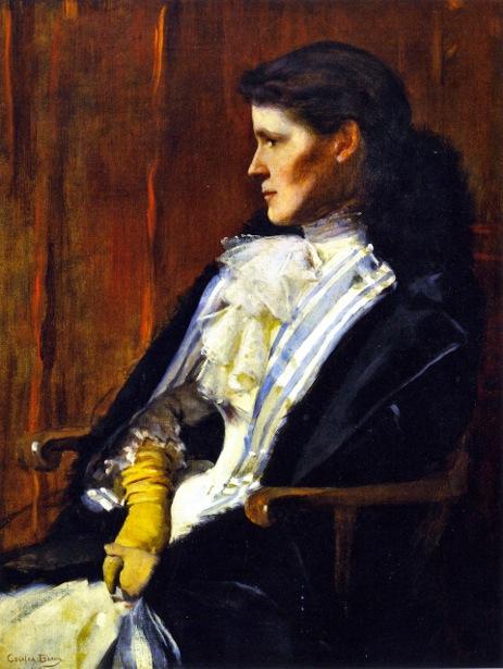 Mrs. Henry S. Drinker (Aimée Ernesta Beaux)