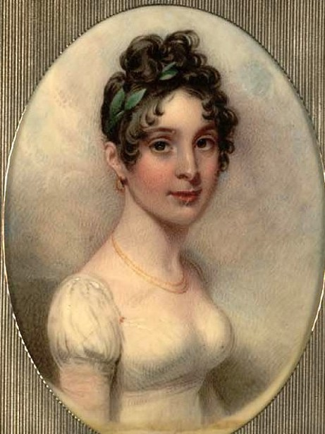 Mrs. John Middleton (Mary Burroughs) (copy after William Wood)