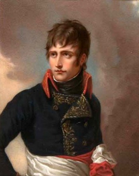 Napoleon As General (copy after Thomas Sully and Andrea Appiani)