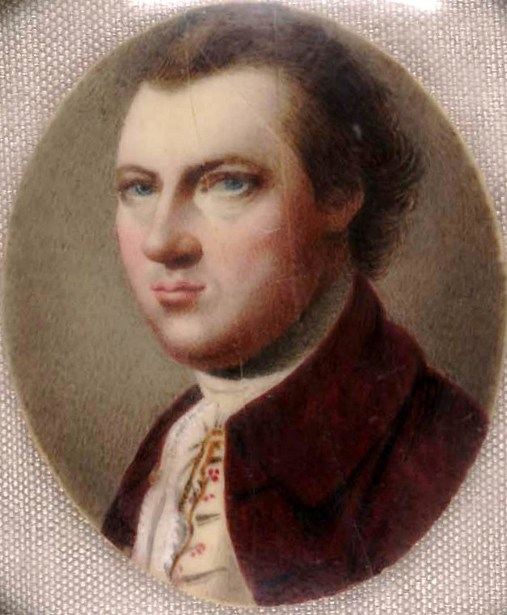 Peter Bounetheau (copy after Henry Benbridge)