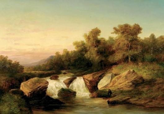 Resting Angler