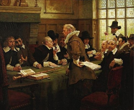 The Puritan Covenant - The Covenanters