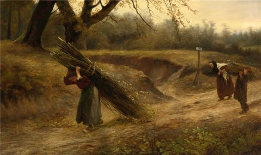 The Wood Gatherers
