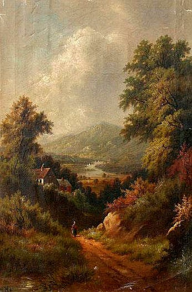 Valley Landscape