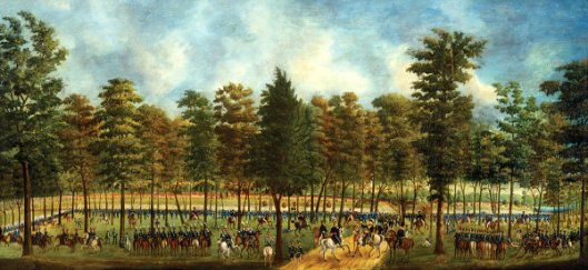 Battle Of North Point, Near Baltimore, September 12, 1814
