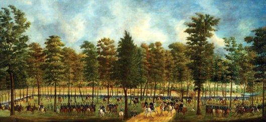 Battle Of North Point, Near Baltimore, September 12, 1814