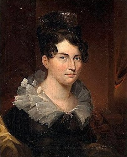 Eliza Beverly Brown Jouett (The Artist's Sister-in-law)