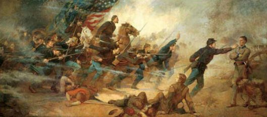 Fifth Minnesota Regiment At Corinth, Mississippi