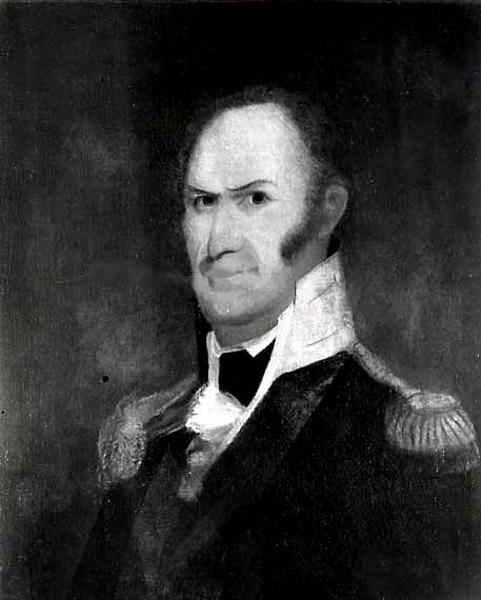 General Charles Scott
