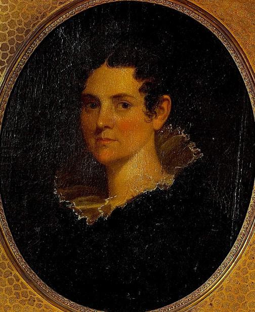Judith Swann Boswell (mrs. William Hall Richardson)