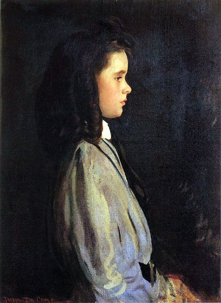 Pauline - Pauline DeCamp, Age 13