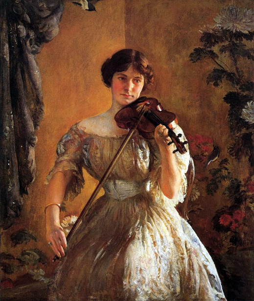 The Kreutzer Sonata - The Violinist