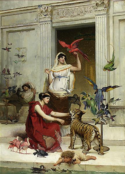 The Roman Aviary