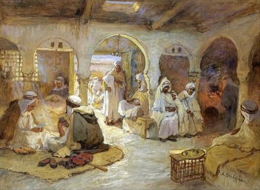 A Coffee House, Algeria