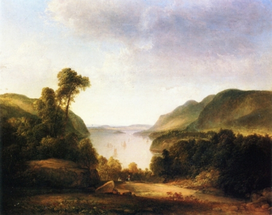 A View Of The Hudson