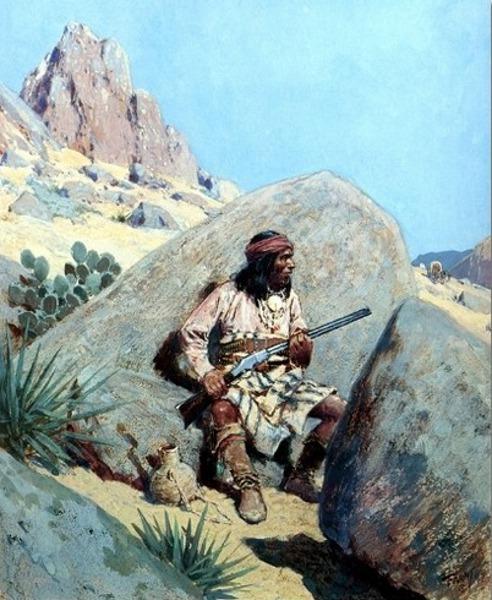 An Apache Ambush