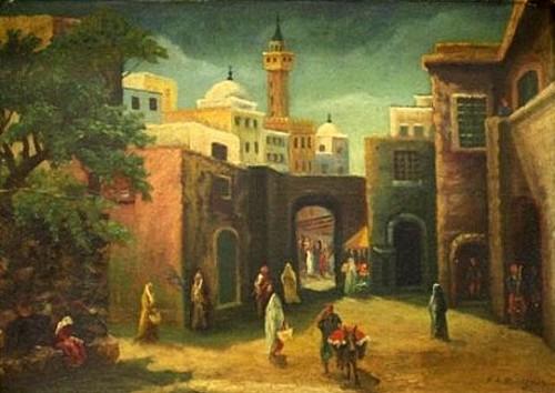 Arab Market Place