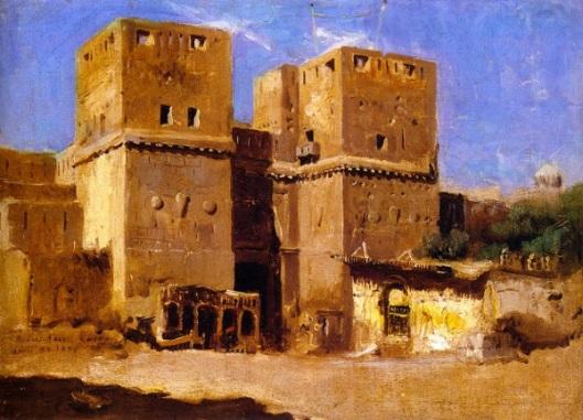 Bab-el Nasr, Cairo