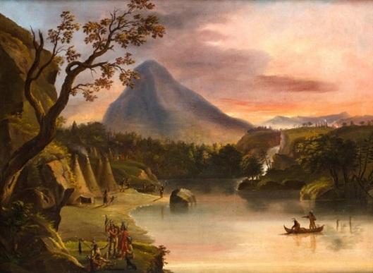 Birth Of Mississippi River