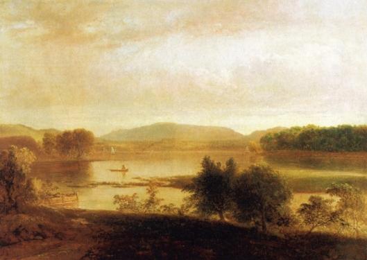 Boating On The Lake, Peekskill, NY