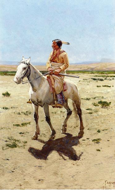 Cheyenne Scout