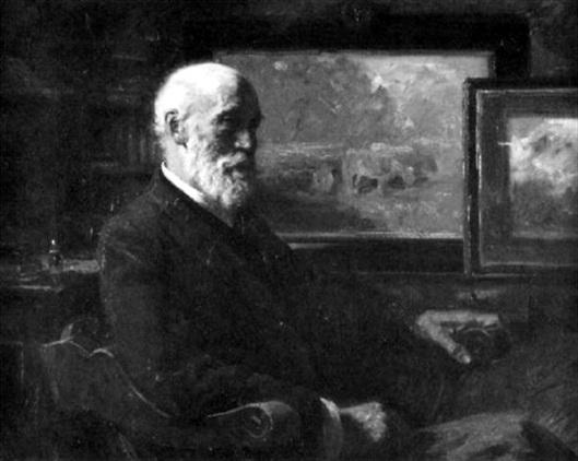 Christian Mali In His Studio