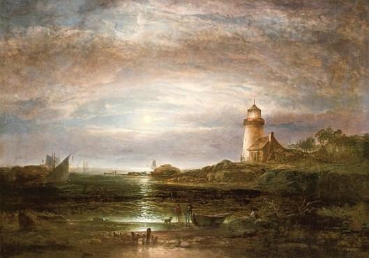 Desert Rock Lighthouse, Maine