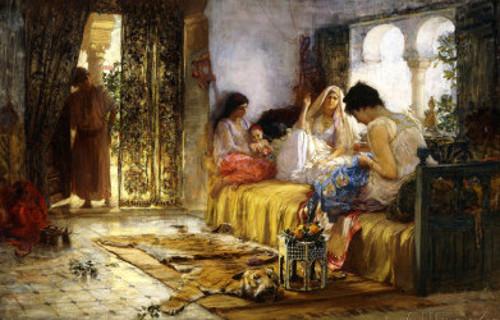 Domestic Interior Scene