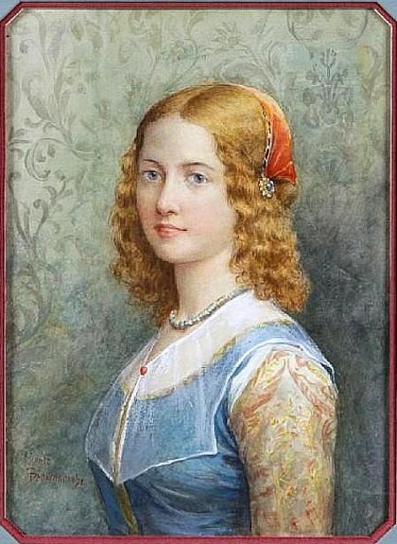 Florentine Girl