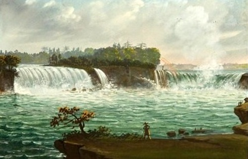 General View Of Niagara Falls