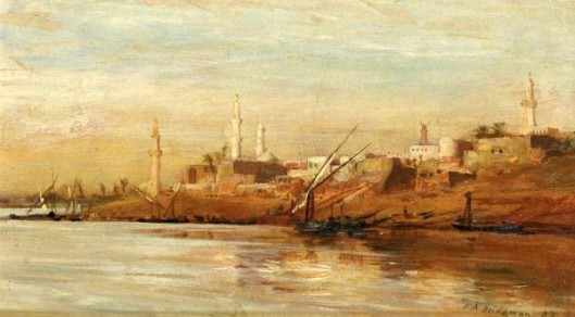 Girgeh, On The Nile