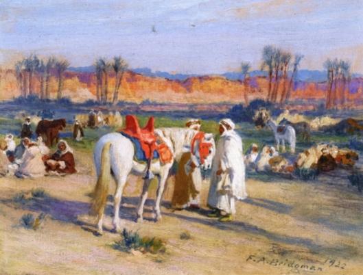 Halt In The Desert