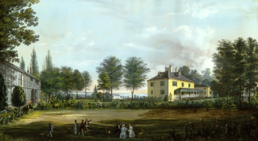 Harlem, The Country House Of Dr. Thomas Edmondson