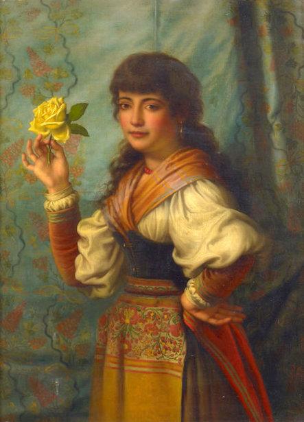 Italian Girl - Young Italian Beauty