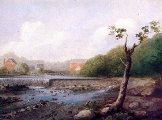 Kinney Town Dam, Seymour, Connecticut