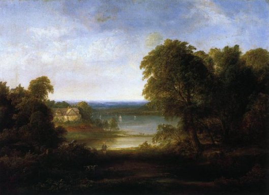 Landscape With Factory