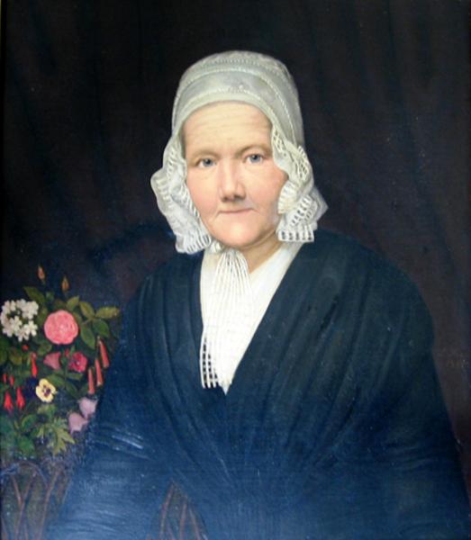 Mme. Sylvia M. Parmentier