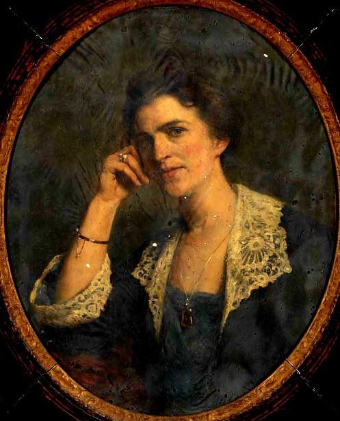Mrs. Emily Dorothy Ammann, The Artist's Niece