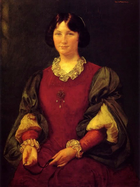 Nancy, The Artist's Daughter