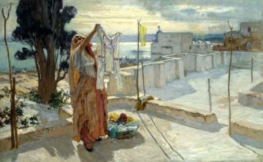 On The Terrace, Medina, Marrakesh